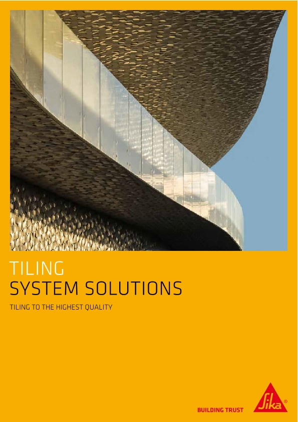 Tiling System Solutions