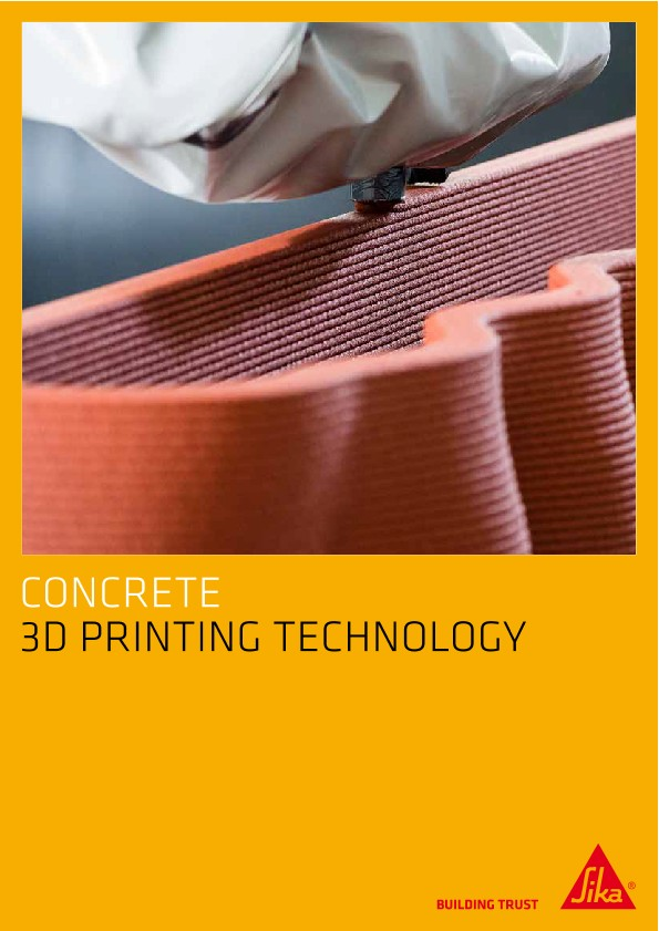 Concrete - 3D Printing Technology