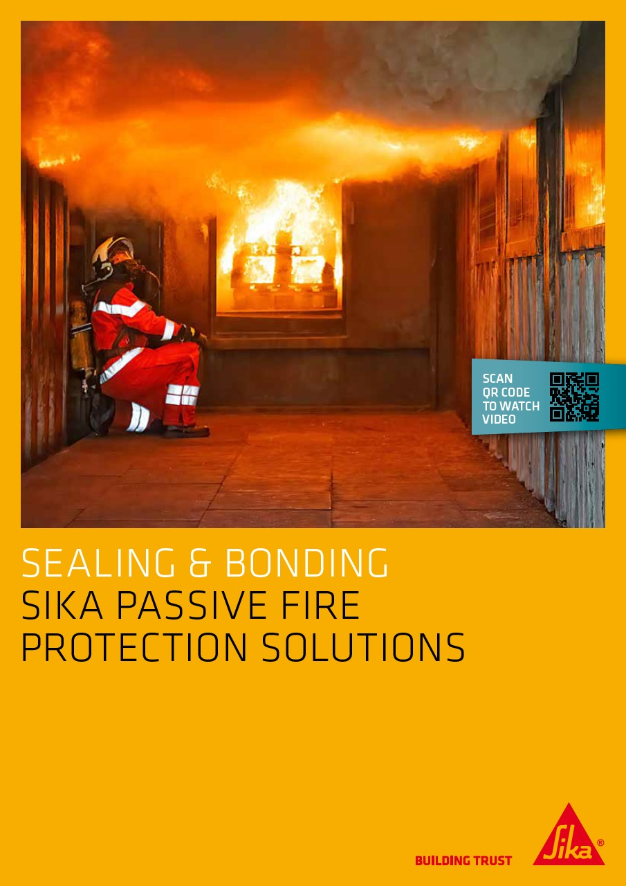 Sika Passive Fire Protection Solutions