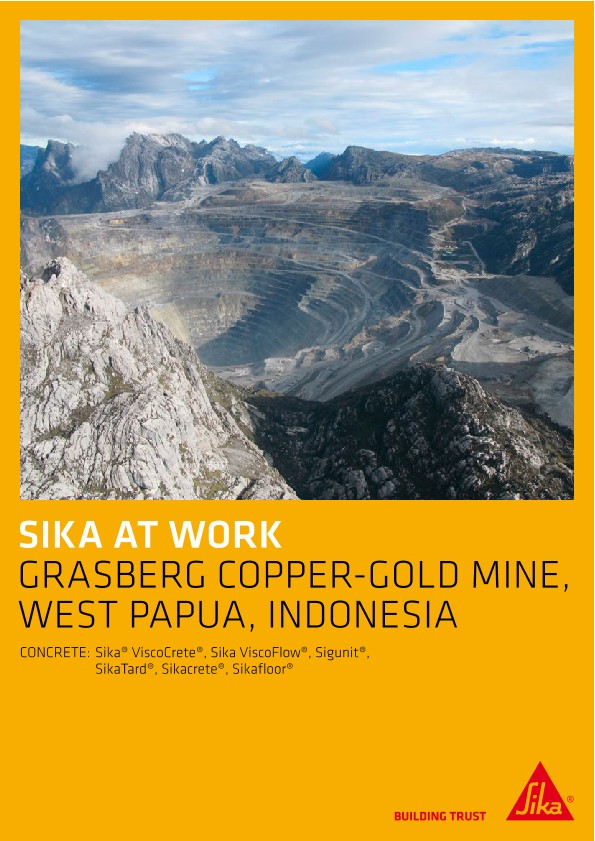 Grasberg Copper-Gold Mine