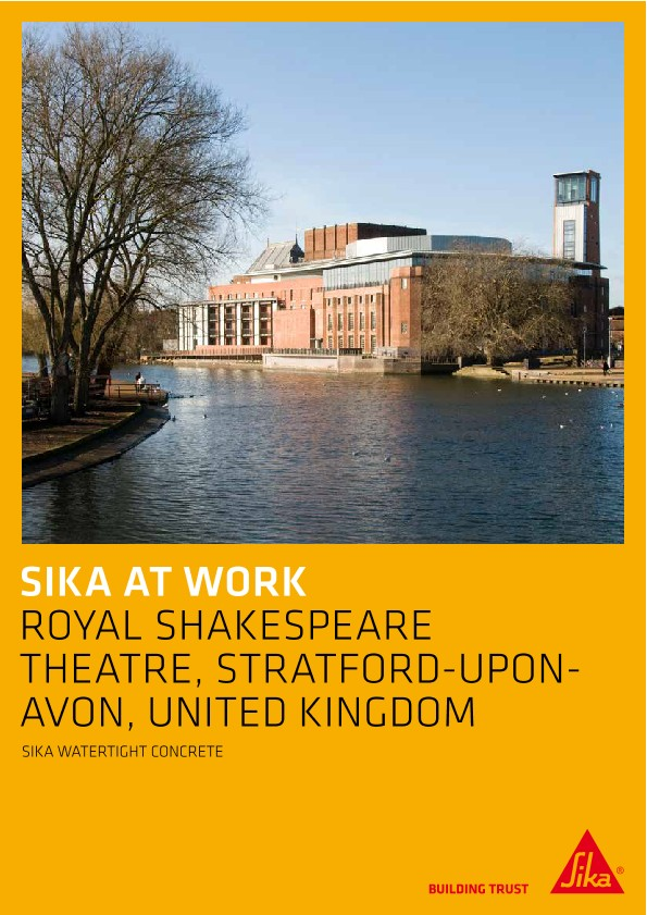 Royal Shakespeare Theatre, UK