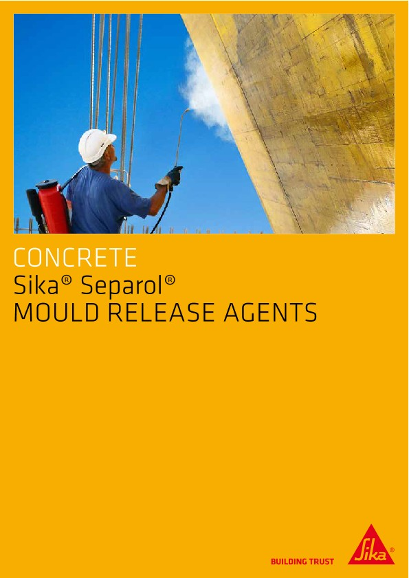 Sika Separol - Mold Release Agent