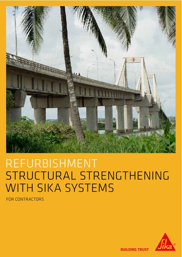 Structural Strengthening with Sika Systems