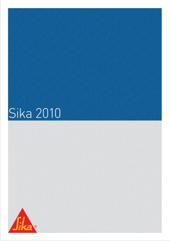 Sika Annual Report 2010 - Short Version