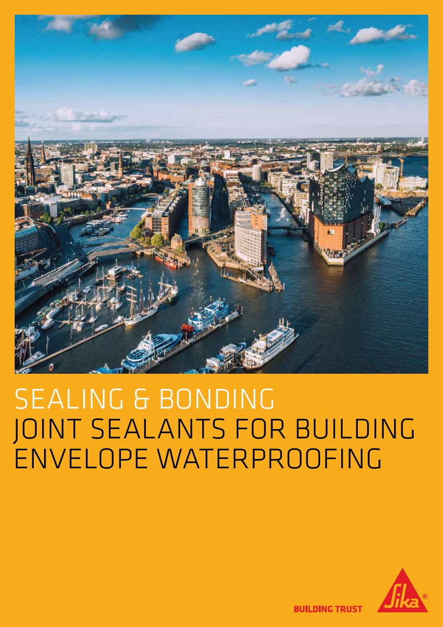 Sika Joint Sealents for Building Envelope Waterproofing