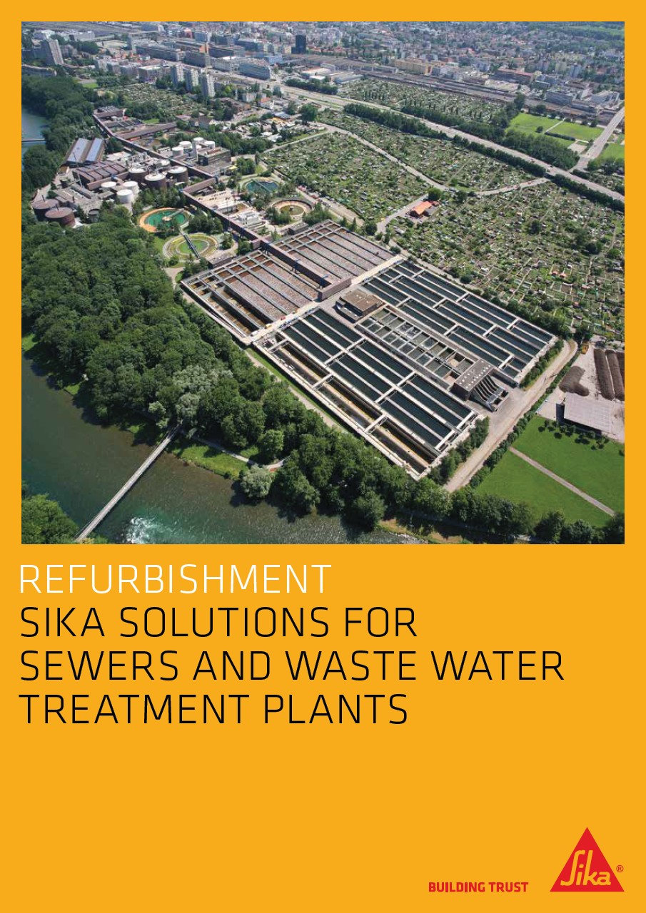 Solutions for Sewage & Waste Water Treatment Plants